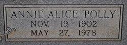 Annie Alice Polly <i>Asby</i> Delatin
