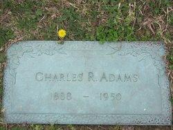 Charles Robert Robert Adams, Sr