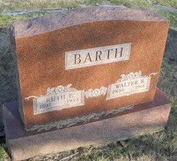 Emma Ruth <i>Plummer</i> Barth
