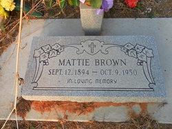 Mattie Brown