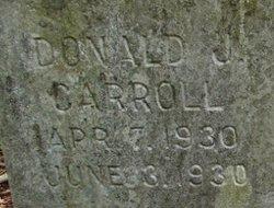 Donald James Carroll