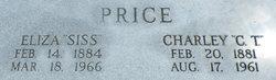 Elmyra Jane Sis <i>Gilley</i> Price