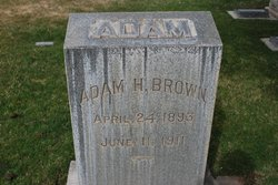 Adam Hunter Brown