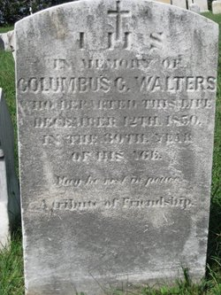 Columbus Christopher Walters