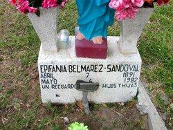 Epifania <i>Belmarez</i> Sandoval