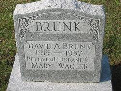 Mary <i>Wagler</i> Brunk