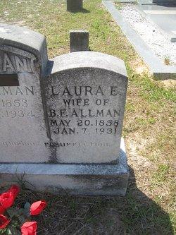 Laura E Allman