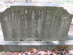 Pearl <i>Vaughn</i> Camp