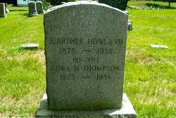 Lora A. <i>Thompson</i> Howland
