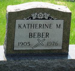 Katherine M. <i>Crawley</i> Beber