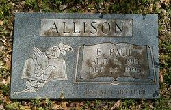 Efton Paul Allison