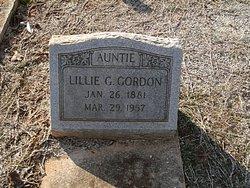 Lillie G. Gordon