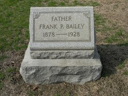 Franklin P Bailey
