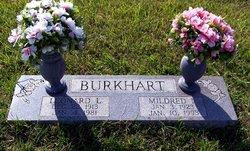 Mildred Inez <i>Rushing</i> Burkhart