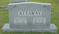 Adele <i>Woolf</i> Attaway