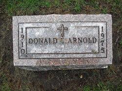 Donald E Arnold