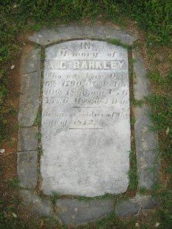 Archibald C Barkley