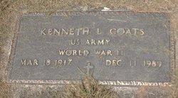 Kenneth L Coats