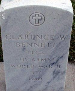 Clarence Ward Bennett