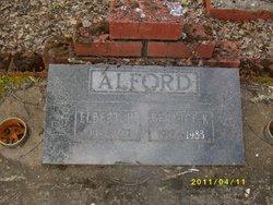 Elbert H Alford