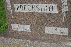 John Preckshot
