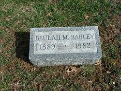 Beula M. Barley