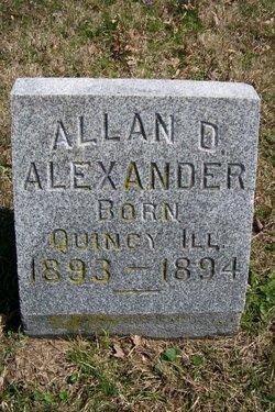 Allan D. Alexander