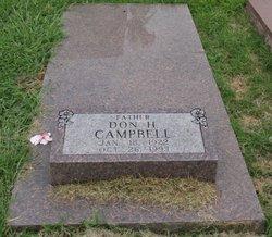 Donald Herbert Don Campbell