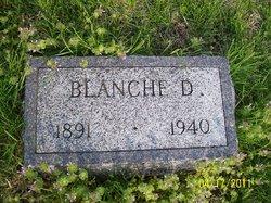 Blanche D. Baker