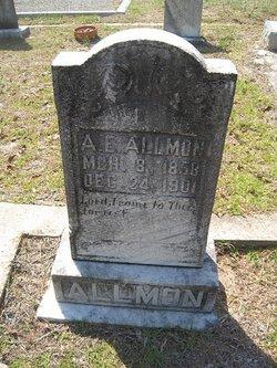 A E Allmon