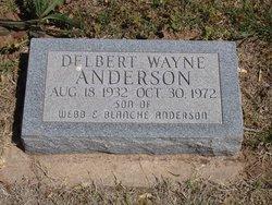 Delbert Wayne Anderson