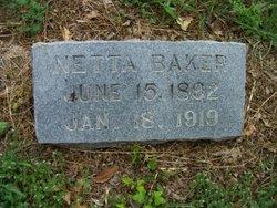 Netta Baker