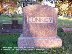Nancy Catherine <i>Hall</i> Conkey