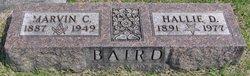 Hallie <i>Davis</i> Baird