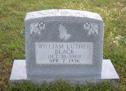 William Luther Black