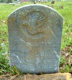 Ellie Vertie Davis