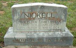 James Harland Nickell