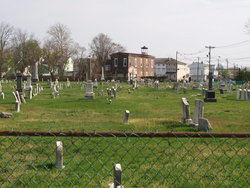 Burlington Methodist and Baptist Cemetery