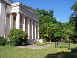 Milton Antony Burial Site