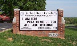 Bear Creek United Church of Christ Cemetery