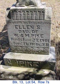 Ellen Sabina Pike