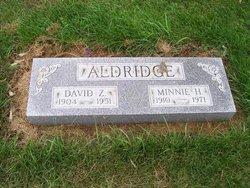 David Z Aldridge