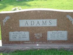 Robert Fielden Adams