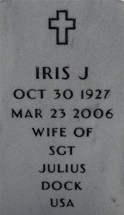 Iris J Dock