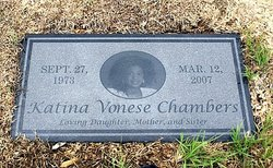 Katina Vonese Tina Chambers
