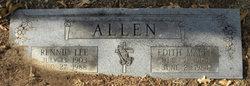Edith Mabel <i>Boatright</i> Allen