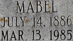 Mabel <i>Childress</i> Boatright