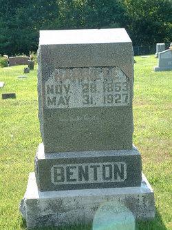 Harriet E <i>Hyde</i> Benton