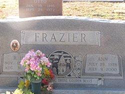 R H Frazier