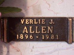 Verlie Josephine <i>Laidlaw</i> Allen